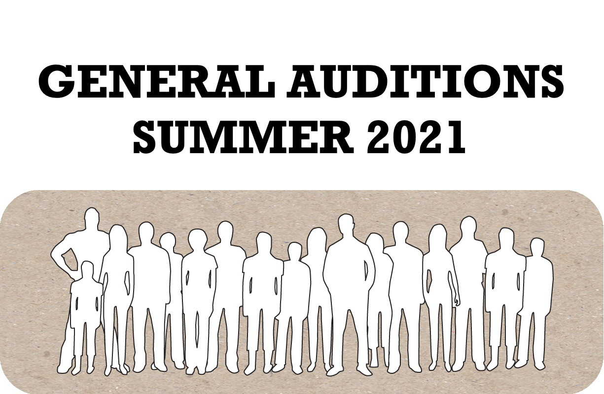 General Auditions logo